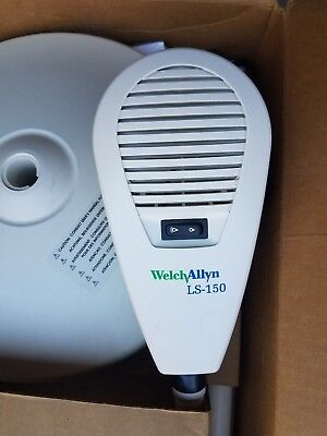 Welch Allyn Ls 150 Exam Light New In Box Premier Used Medical