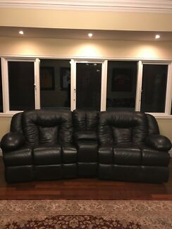 Leather Theatre Lounge