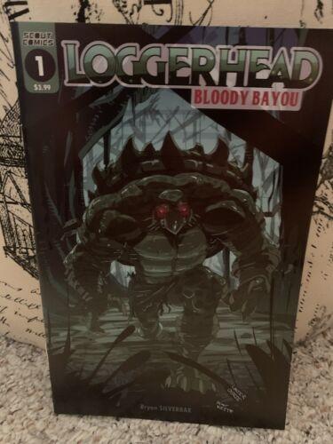 Loggerhead Bloody Bayou 1 Scout Comics NM First Printing Walter Ostlie Variant - $8.00