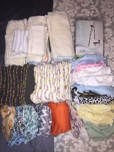 AMP Cloth Diapers + NB Cloth Diapers