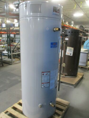 Bock Water Heater 100HEC-399-NA 100Gal 399999BTU Natural Gas Used