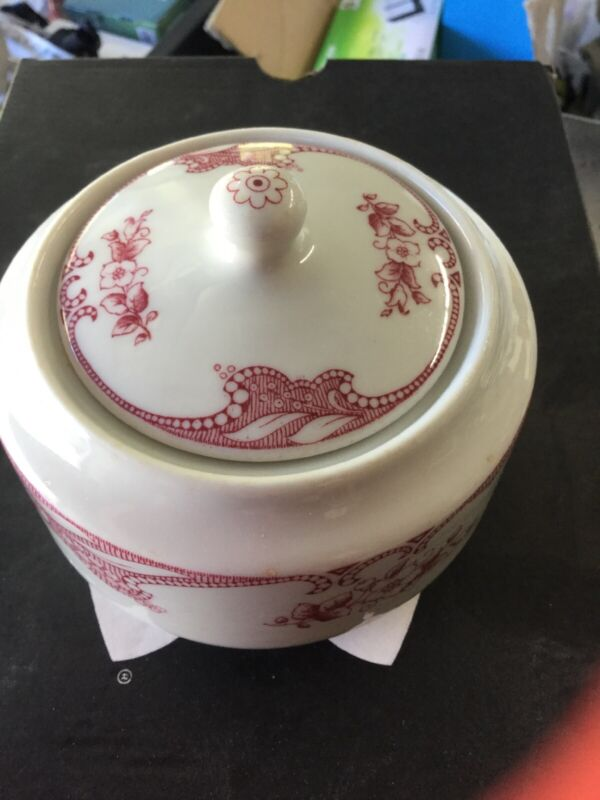 Vintage Shenango China Sugar Bowl