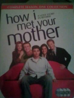 HOW I MET YOUR MOTHER DVDS Wudinna Wudinna Area Preview