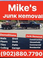 Mike's J. R.M.L  902.880.7790
