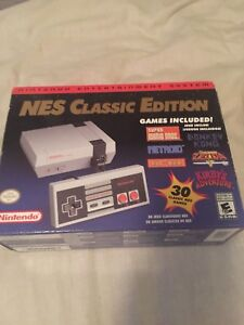 NES Classic Genuine - Modded with 800+ Games (CIB)