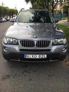 2006 BMW X3 Wagon Greenacre Bankstown Area Preview