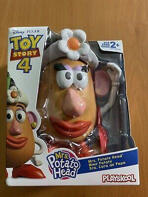Playskool Disney Pixar Toy Story 4 Mrs Potato Head Classic Figure New In Box