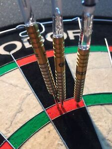Chizzy 22g Darts (Pixel and Gold) James wade 20g Kitchener / Waterloo Kitchener Area image 2