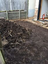 2-3tonne of garden soil free pick up or can deliver Bass Hill Bankstown Area Preview