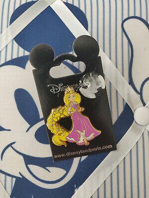 Disneyland Paris Tangled Booster Set Pin   Rapunzel
