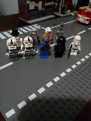 Lego star wars minifigures lot