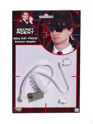 Spy Earpiece Secret Service FBI CIA 73446