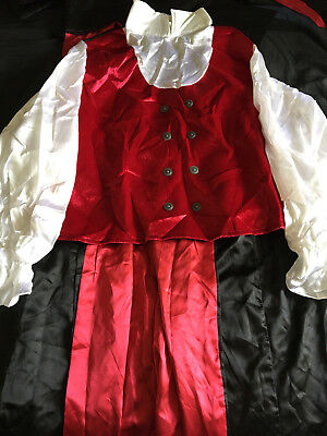Vampire Costume Spirit Halloween (Spirit Halloween Classic Vampire Costume Men's Adult XL NO NECKLACE OR)