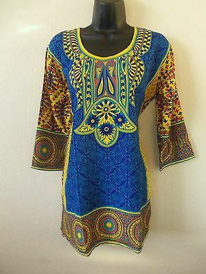 Indian Bollywood Kurta Kurti Designer Women Ethnic Dress Top Tunic Pakistani XL