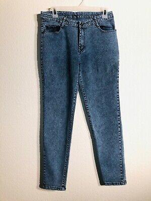 Women's Von Dutch Demin Ankle Skinny Jeans - Size 33 - EUC
