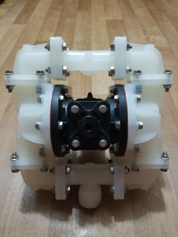 "Sandpiper Air Operated Diaphragm Pump 3/4"" Inlet/Outlet Used"