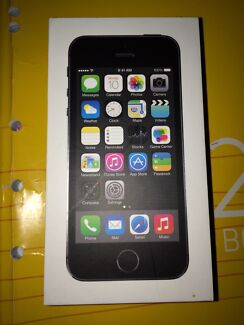 iPhone 5S 64gb Space Grey - Factory Unlocked & Great Condition Acacia Gardens Blacktown Area Preview