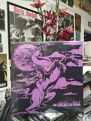 PHIL LEWIS - More Purple Than Black LP (only 100 made) (L.A. Guns) Rock n Roll