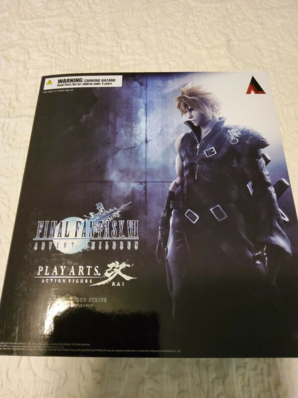 Square Enix Play Arts Kai Final Fantasy 7 Advent Children Cloud