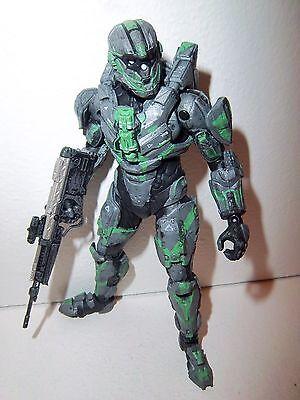 Halo 4 ***WALGREENS EXCL CIO SPARTAN SOLDIER*** McFarlane 100% Complete w Gun!!
