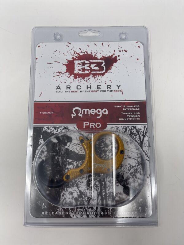 B3 Archery Omega Pro Release - Orange