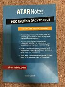 ATAR Notes HSC English Advanced textbook Macquarie Park Ryde Area Preview