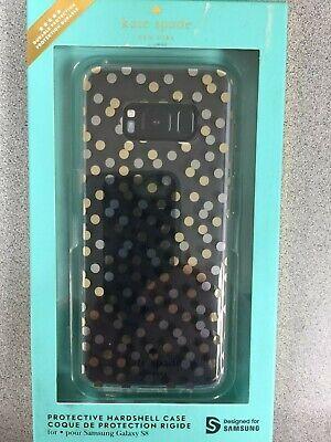 Kate Spade New York Protective Hard Shell Case Samsung Galaxy S8 CONFETTI DOT