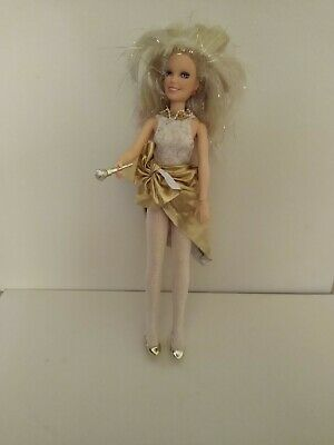 Vintage Jem / Jerrica Doll Glitter 'n Gold Set 80s Glam! Jem & the Holograms