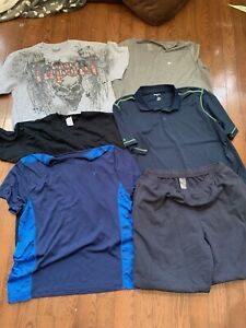 Men's clothing lot