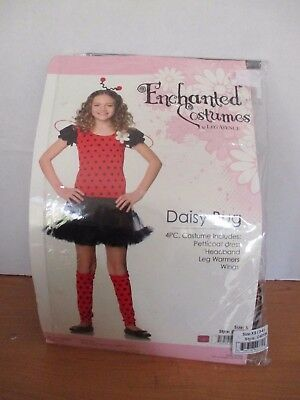 Enchanted Costumes by Leg Avenue~DAISY BUG Ladybug Halloween Costume~Small - Daisy Bug Costume