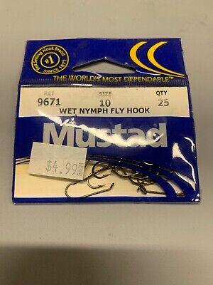 O New Mustad /& Son Mustad-Carlisle Fishing Hooks- 1,000 Hooks No G 70 3