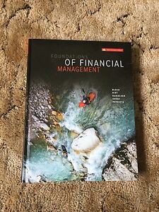 Foundations of financial management - Tenth Edition