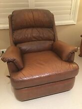 Moran Leather Recliner Glenhaven The Hills District Preview