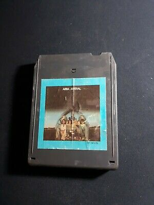ABBA -Arrival- 8 track tape