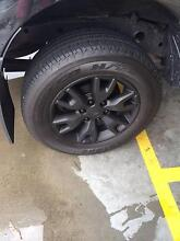 Ford Ranger Wildtrak Wheels and tyres Brookvale Manly Area Preview