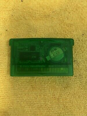 Pokemon Emerald Version (Game Boy Advance, 2005)  TESTED/ dry battery