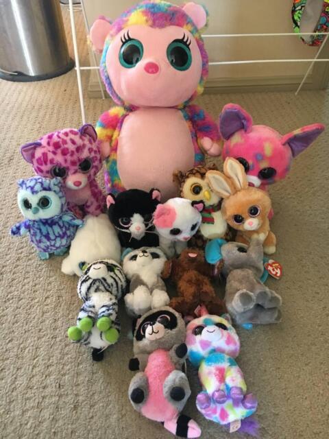 a5e9c0b6b5d Beanie Boo Collection