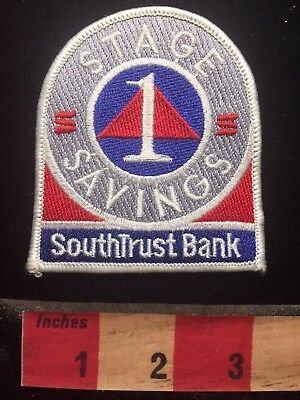 Stage 1 Savings Southwest Bank Advertising Patch 79T3