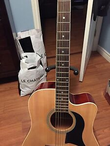 Washburn acoustic/electric guitar