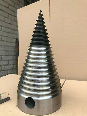 Drillkegel Kegelspalter Baggerspalter 230 mm Flange für FINN 4T Rotator GR4