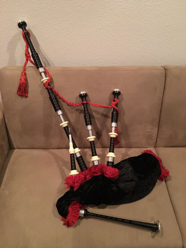 bagpipes used