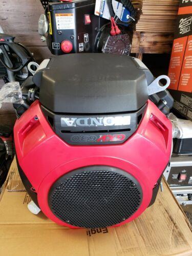 Honda Gxv630rh-qamt 688 cc