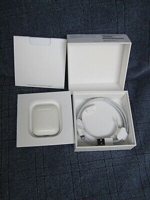 Genuine Apple AirPods 2 with Charging case and Cable