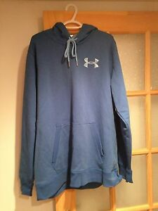 Under Armour Blue Hoodie $ 50 New 2xl