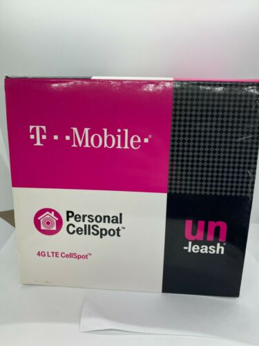 T-Mobile 4g Personal Cellspot Wireless Router used