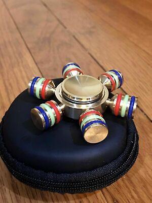 Modular DRAGON Fidget Spinner COPPER BRASS  (Wheel)