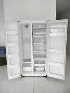 LG 608L Fridge/Freezer