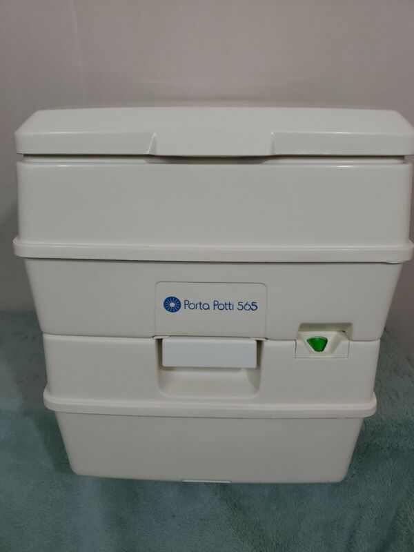 Thetford Porta Potti 565 Portable Toilet For Camping