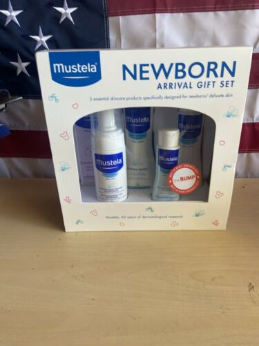 Mustela® 5-Piece Newborn Arrival Gift Set