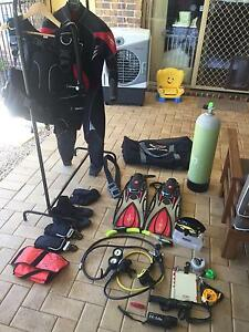 Scuba Gear, 2 x full sets of scuba gear Bray Park Pine Rivers Area Preview